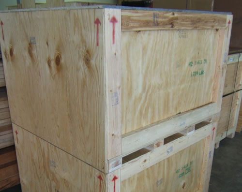 Standard and Custom Crating